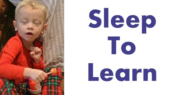 Sleep To Learn