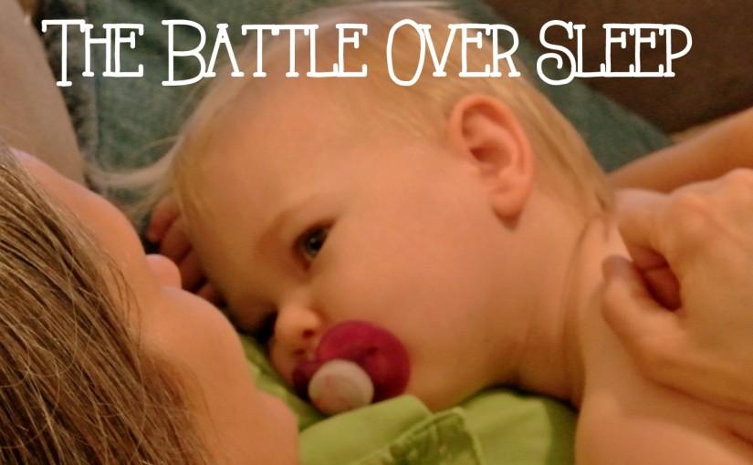 The Battle Over Sleep