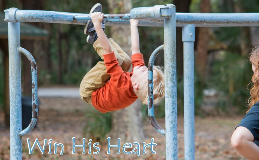 Win Your Child's Heart By Doing This